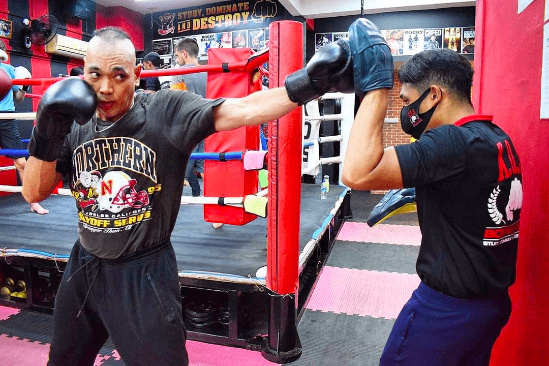 boxing gyms - king of strength boxing gym