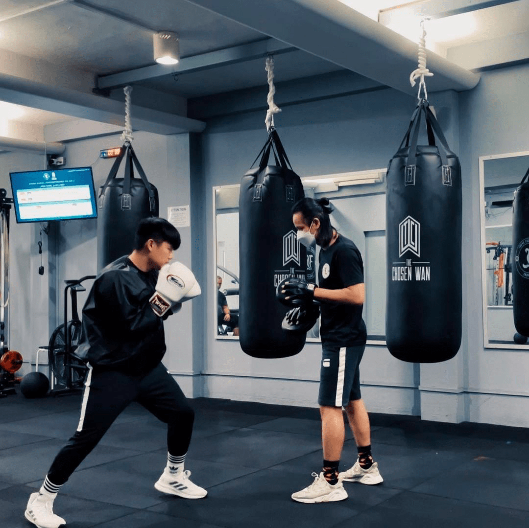 boxing gyms - legends fight sport