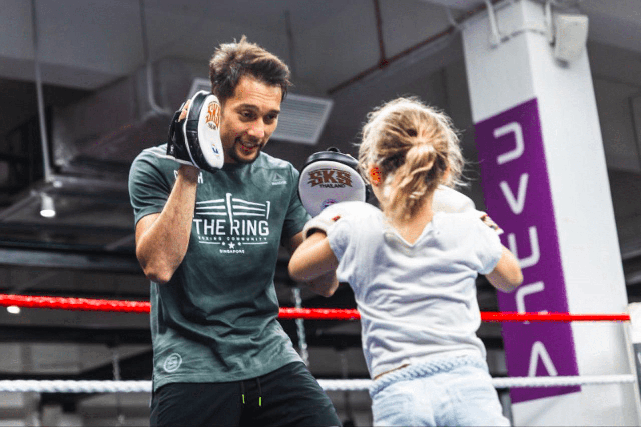 boxing gyms - the ring boxing