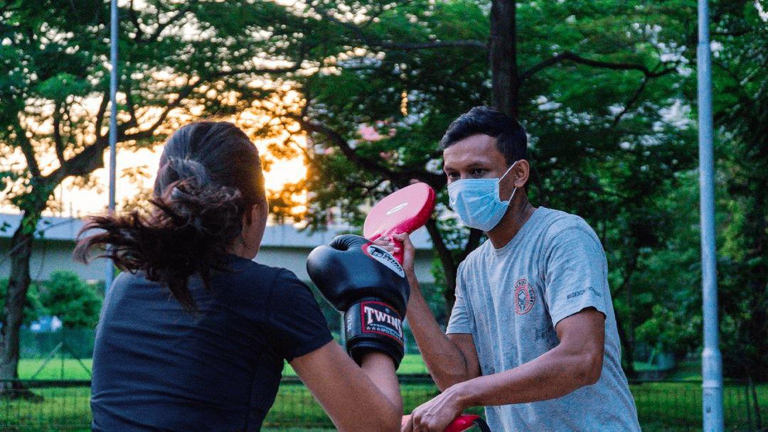 boxing gyms - spartan boxing club