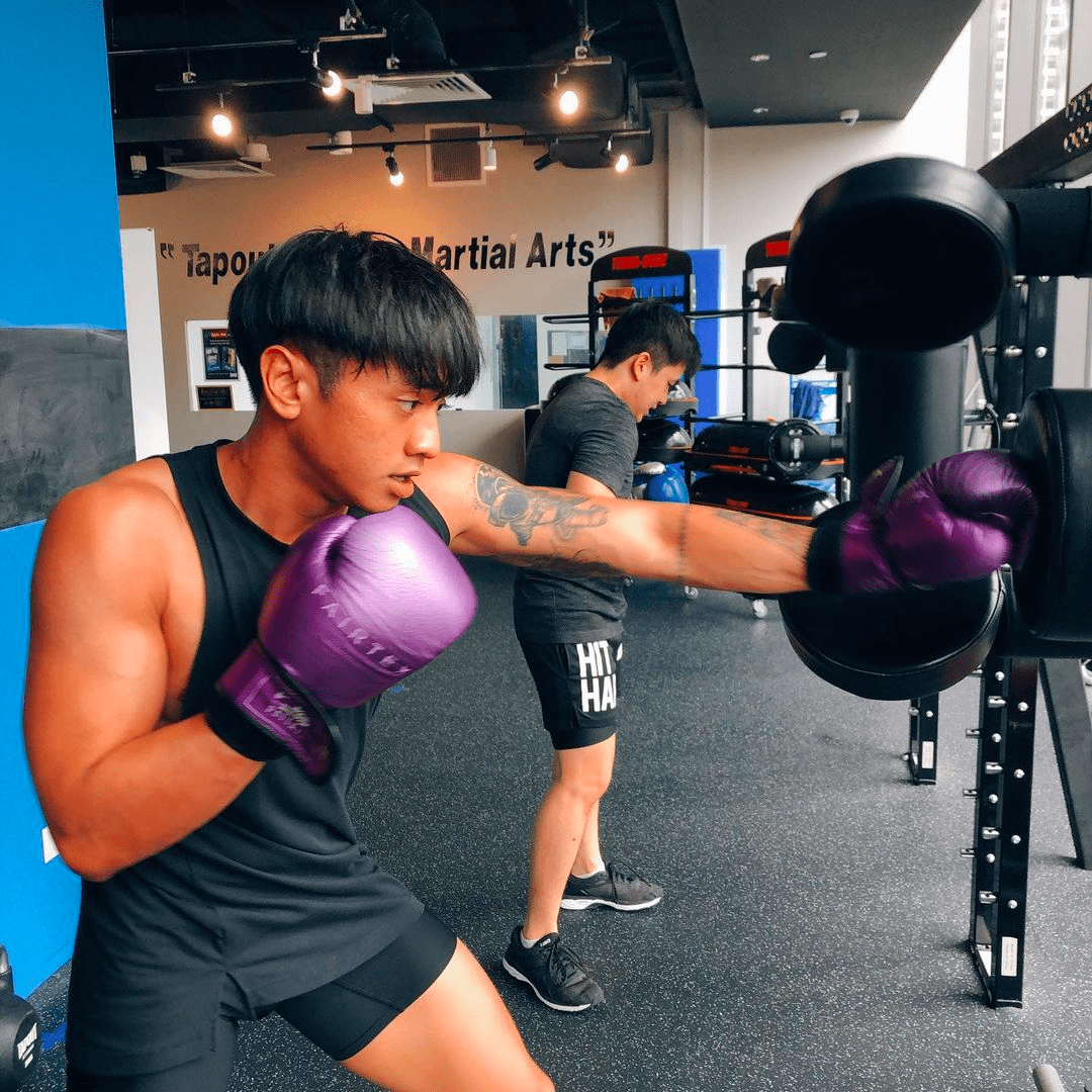 boxing gyms - tapout fitness