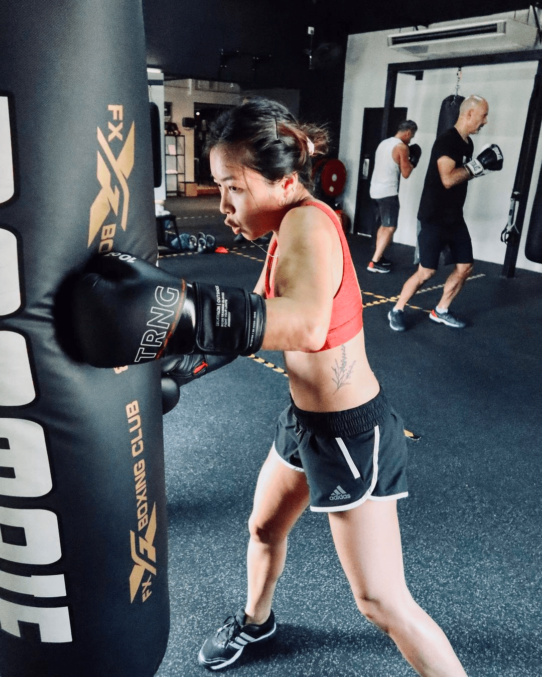 boxing gyms - fx boxing club