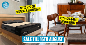 COURTS National Day Sale 2021