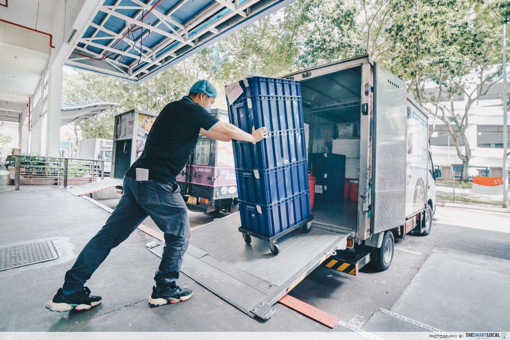 kitchen haus delivery