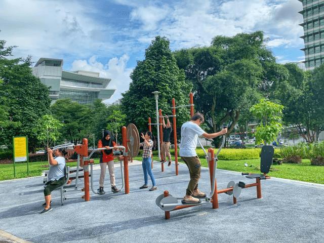 fitness corner - fitness corner
