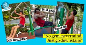fitness corner - cover image