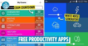 free productivity apps