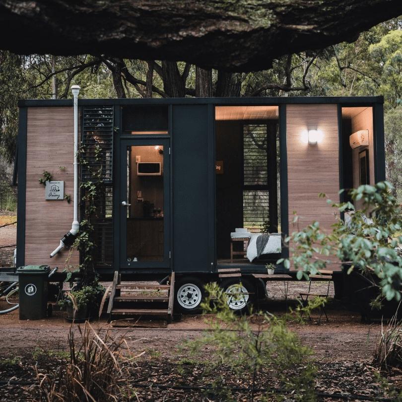 ip week - tiny homes