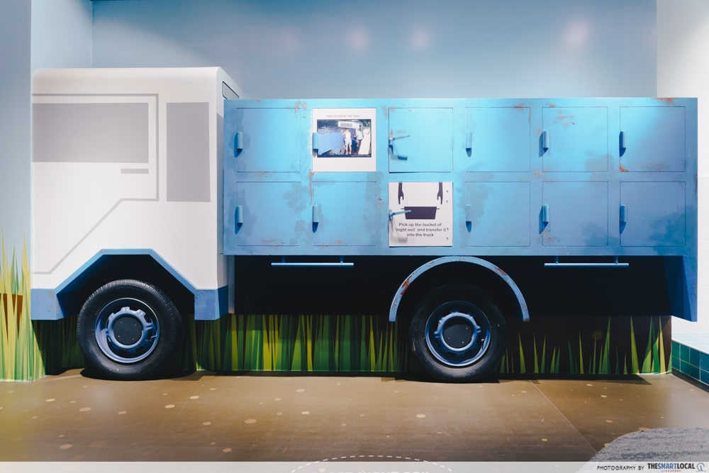 Know Your Poo Exhibition - Night Soil Truck