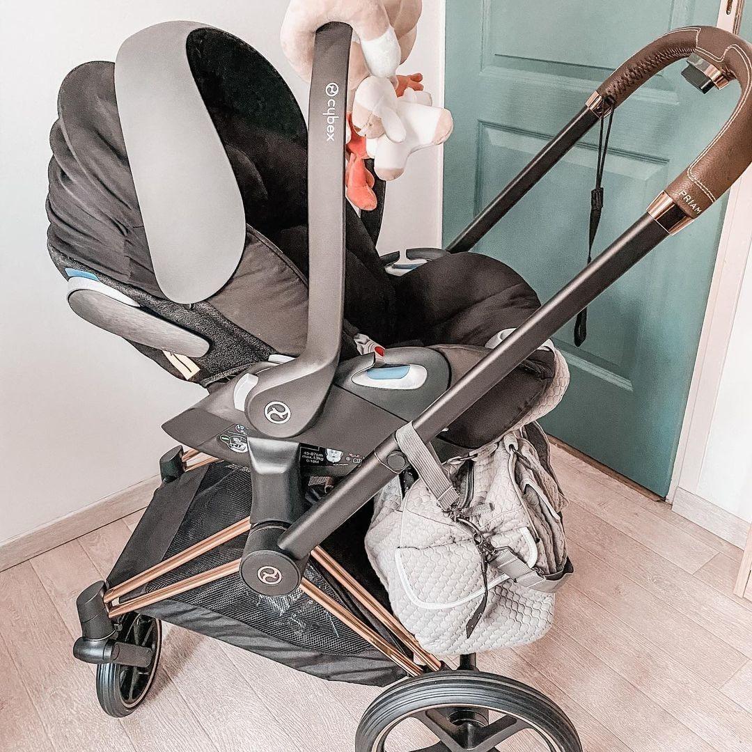 Cybex baby stroller