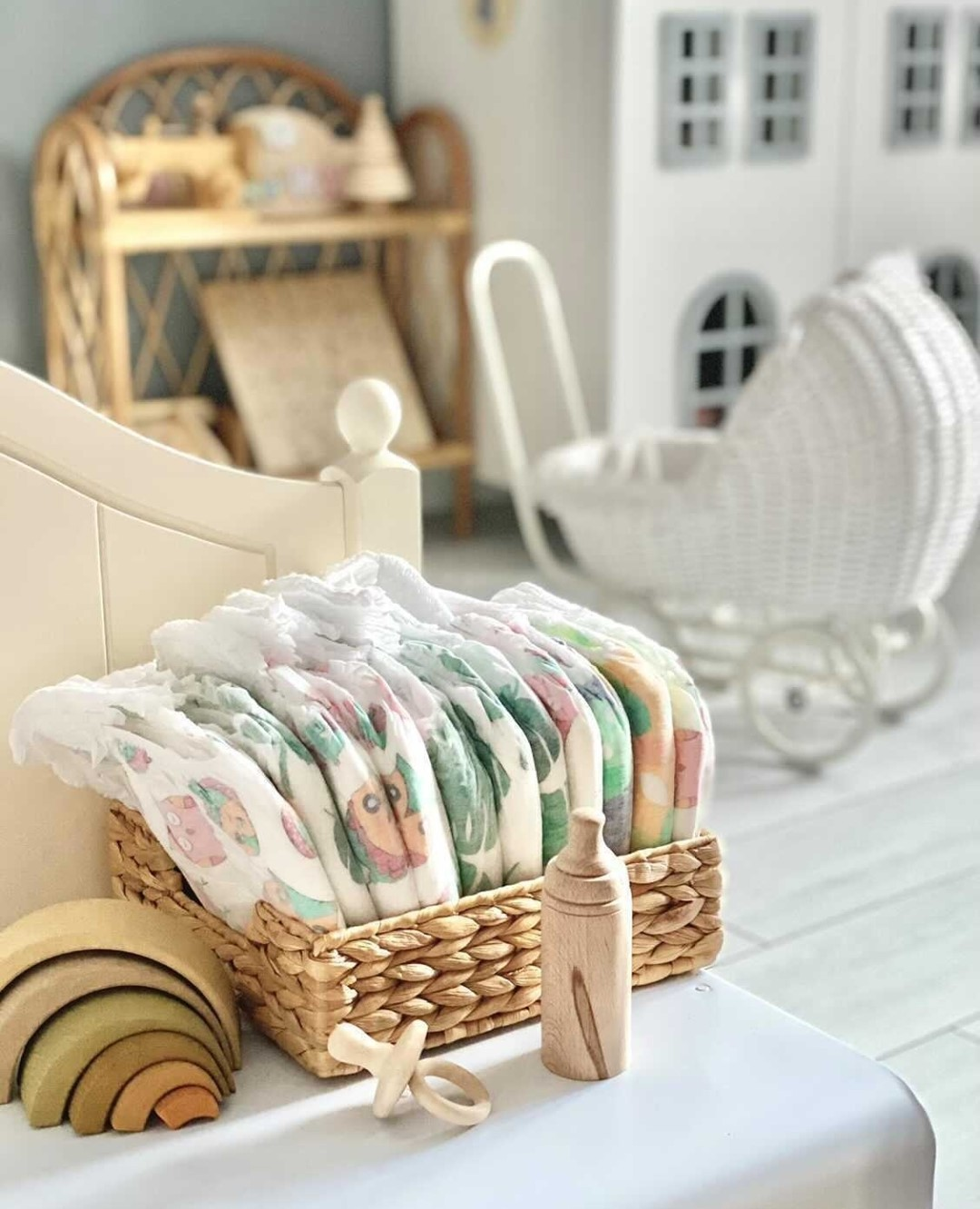 Baby checklist - diapers