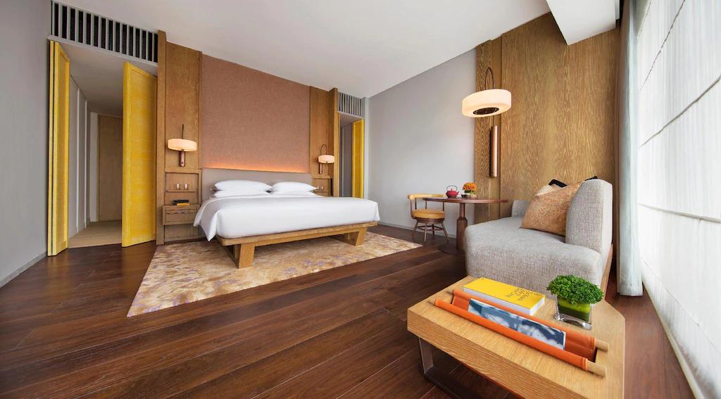 Staycation Deals 2021 Singtel Dash - Andaz Singapore