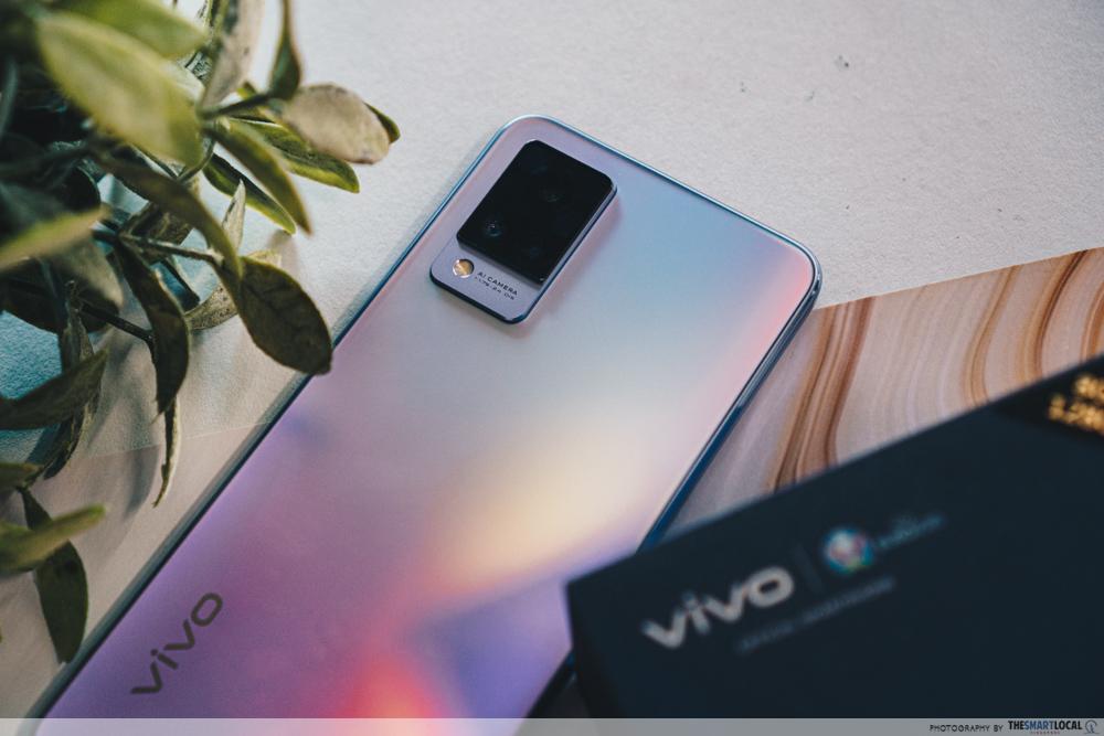 Staying Up Late (8) - vivo v21 5G, back camera