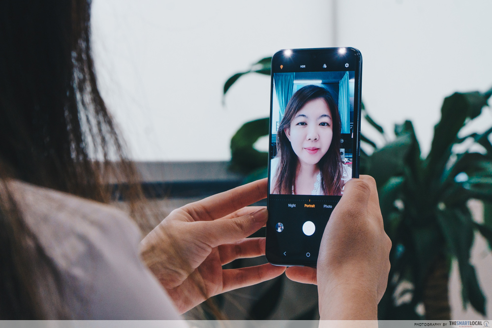 Staying Up Late (9) - vivo v21 5G, Dual Selfie Spotlight