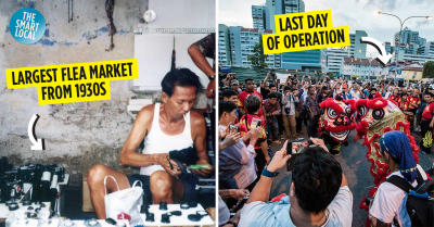 Sungei Road Thieves' Market - cover image