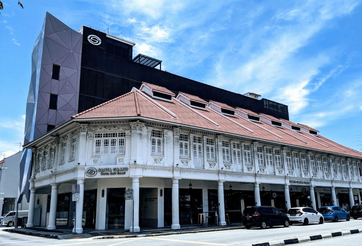 Santa Grand Hotel East Coast Singapore