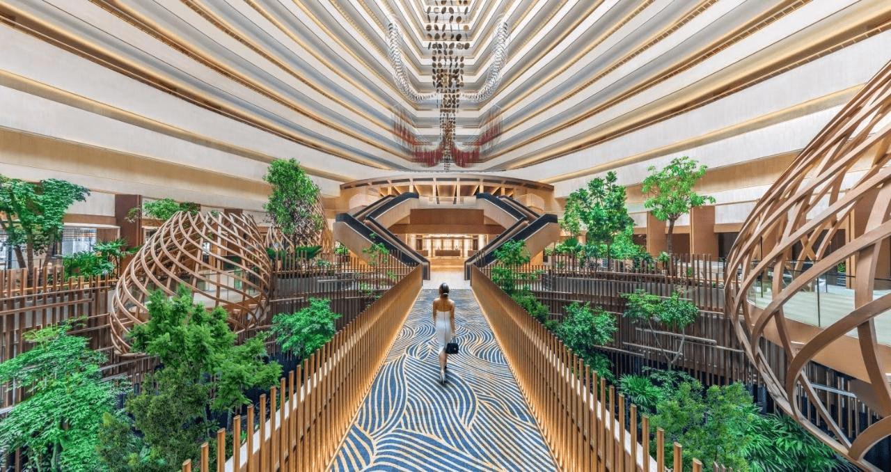 Themed Hotel Staycation - Park Royal Marina Bay