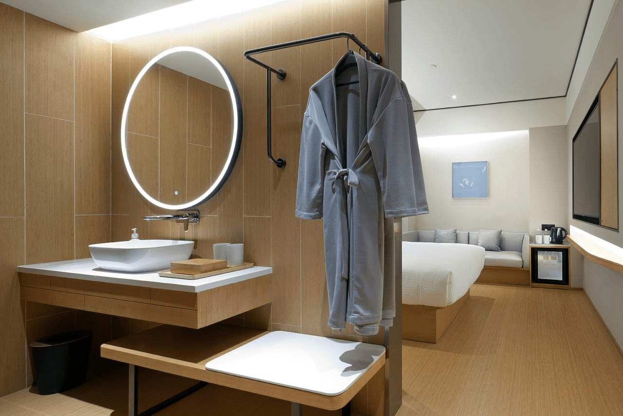 Japanese Themed Hotel Staycation