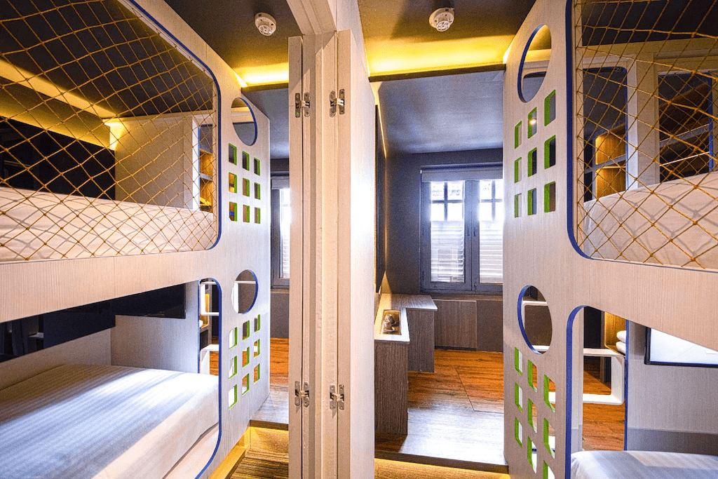 CUBE Family Boutique Bunk Beds For Kids