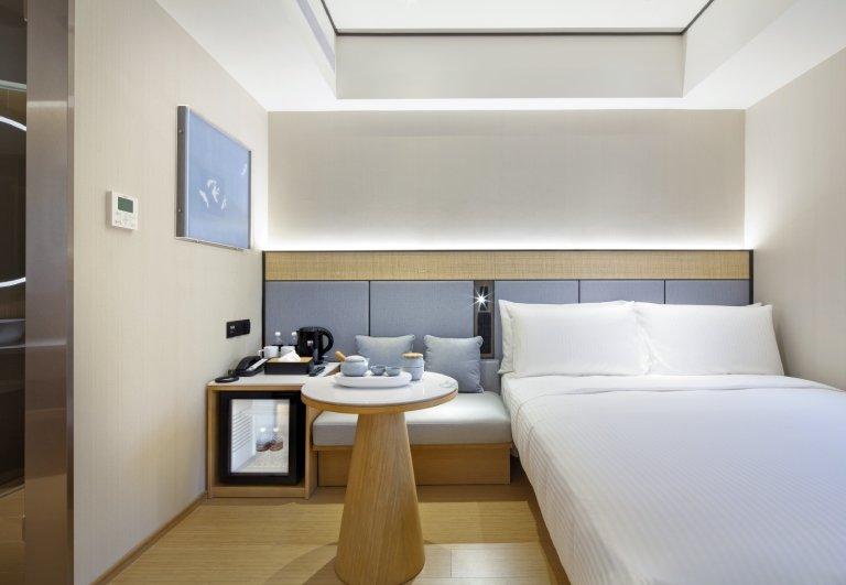 Ji Hotel Singapore Bed