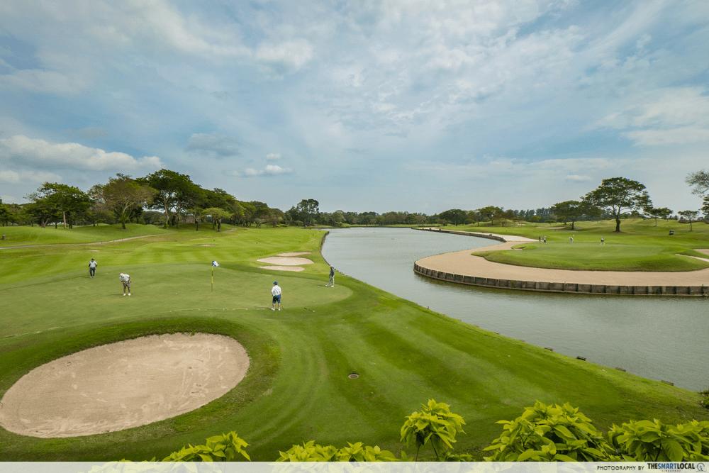 Dusit Thani Laguna Golf Course