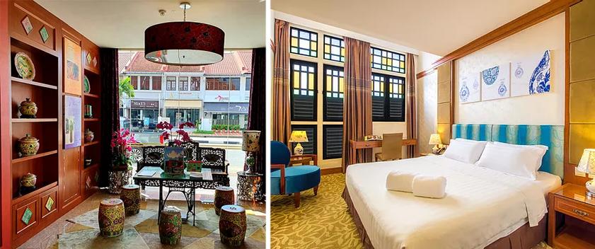 Peranakan Themed Hotel Staycation