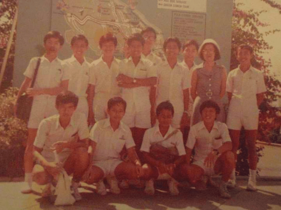 upper thomson secondary - class outing