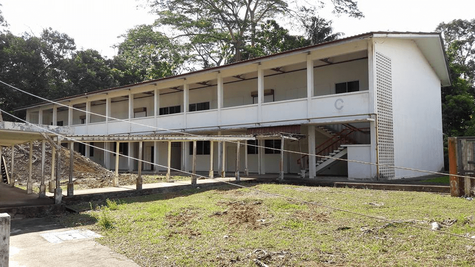 upper thomson secondary - old building