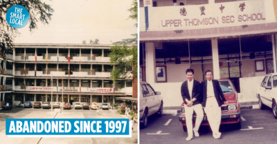 upper thomson secondary - cover image