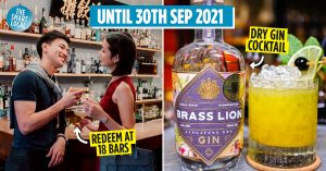 brass lion singapore free cocktails