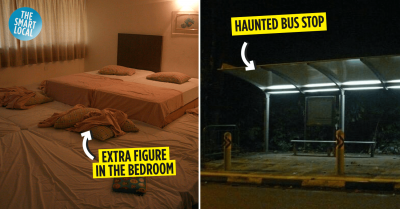 chalet ghost stories in Singapore