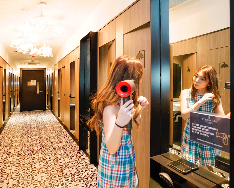 shared toilet bathroom facilities like dyson hairdryer st signatures jalan besar cheap hotels