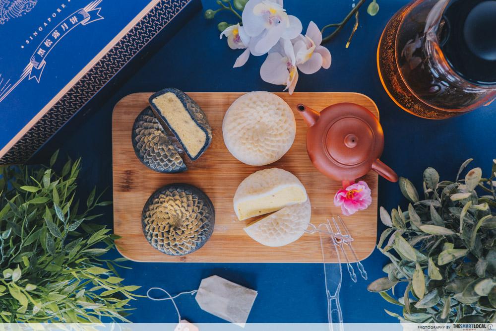durian mooncake