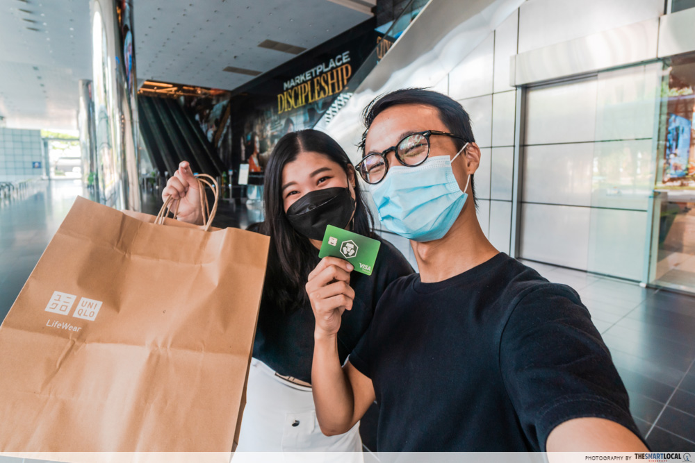 crypto.com visa card cryptocurrency in singapore spending on groceries