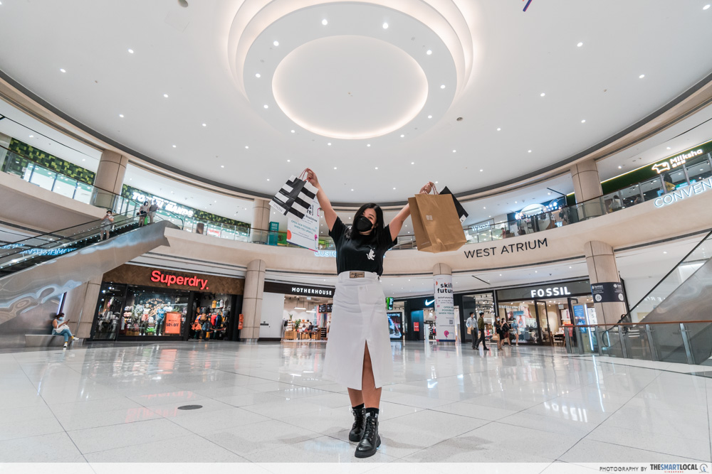 cryptocurrency in singapore - suntec city shopping