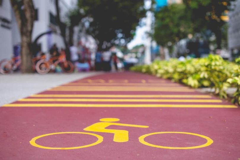 cycling rules in singapore - PCN cycling path