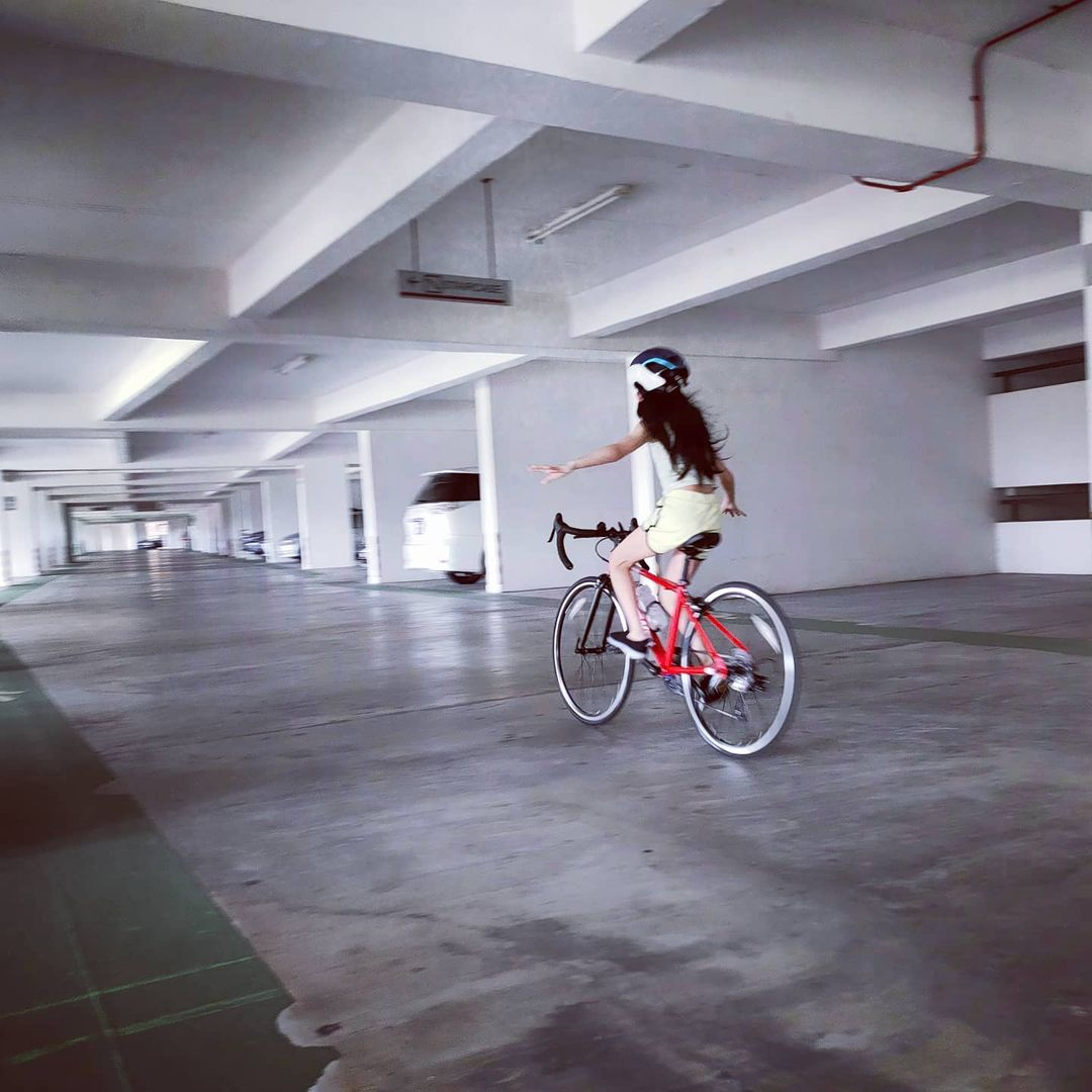 cycling rules in singapore - cycling without hands
