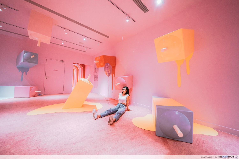 Potong museum of ice cream