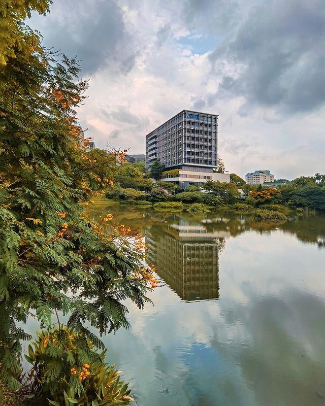 Yishun Pond