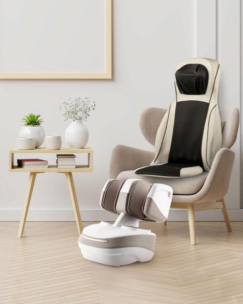 innovative home appliances - OGAWA Estilo Prime X & Omknee 2