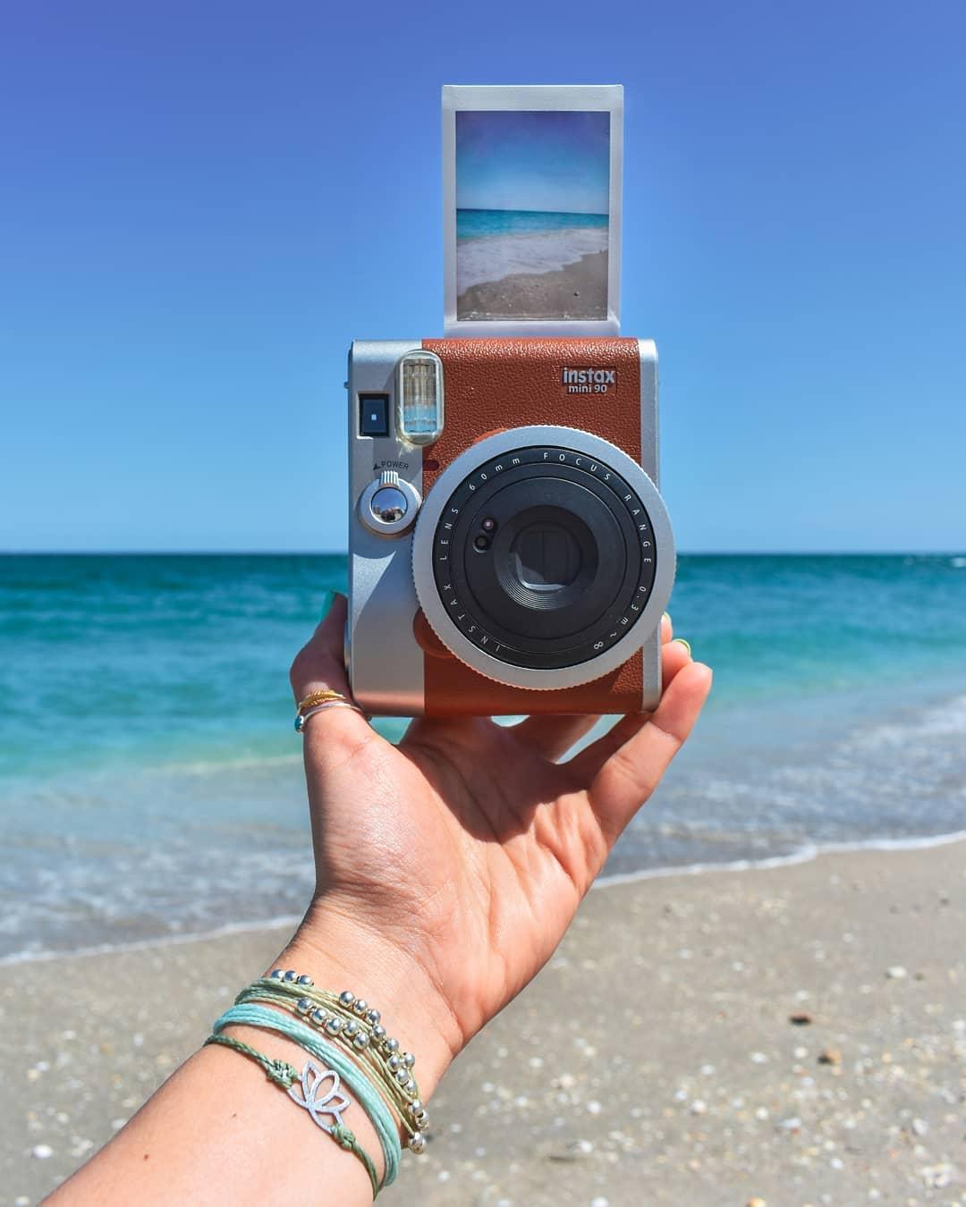 instant cameras singapore - Instax Mini 90 Neo Classic Camera