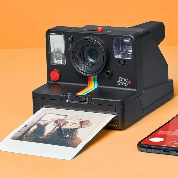 Polaroid OneStep+ - instant cameras
