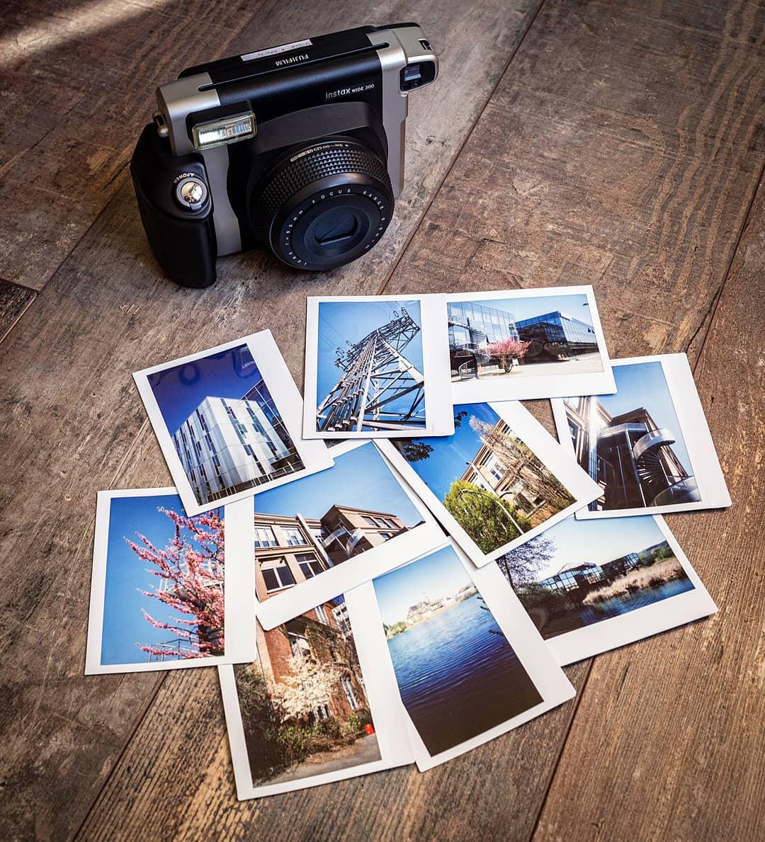 instant cameras singapore- Fujifilm Instax Wide 300