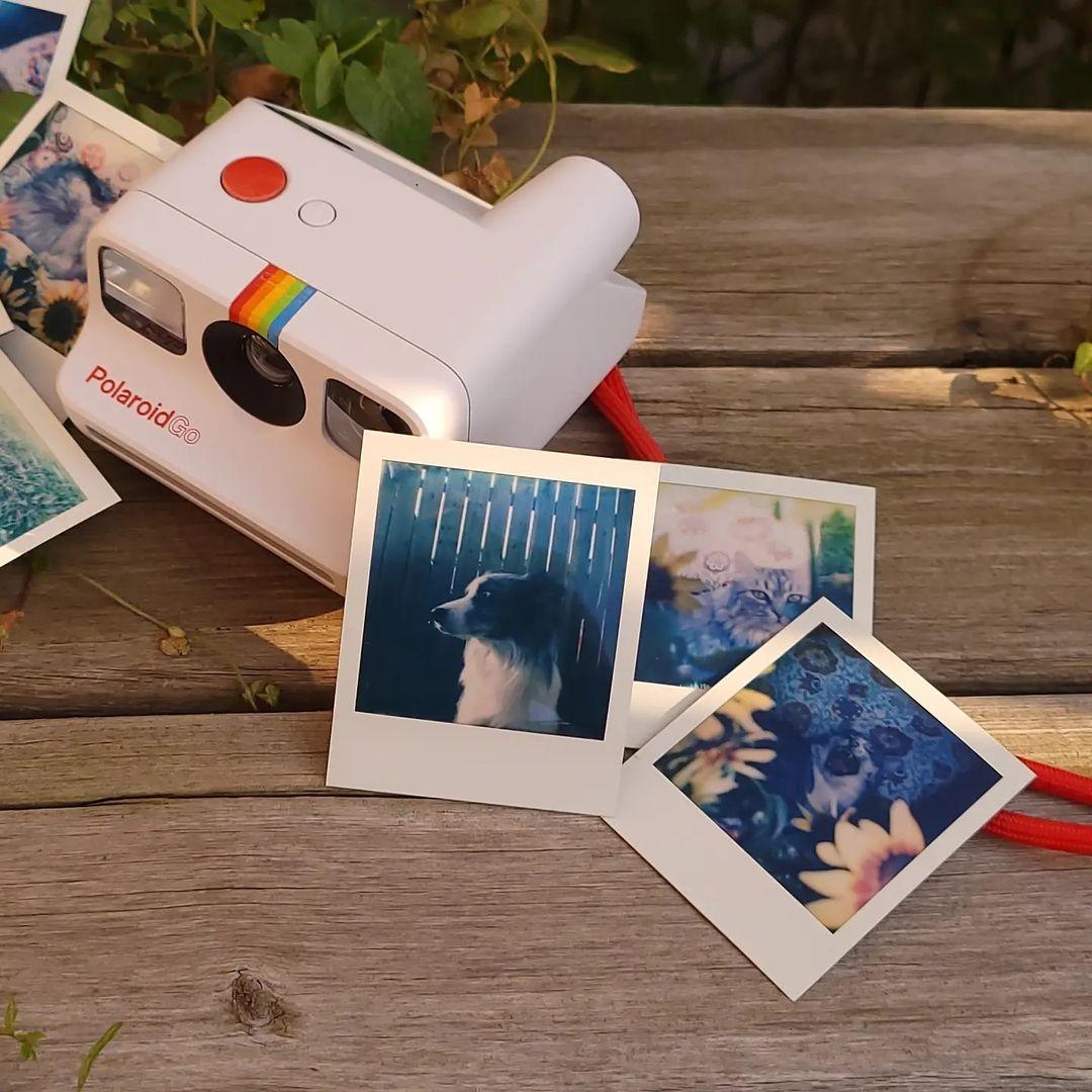 instant cameras singapore - Polaroid Go Instant Camera
