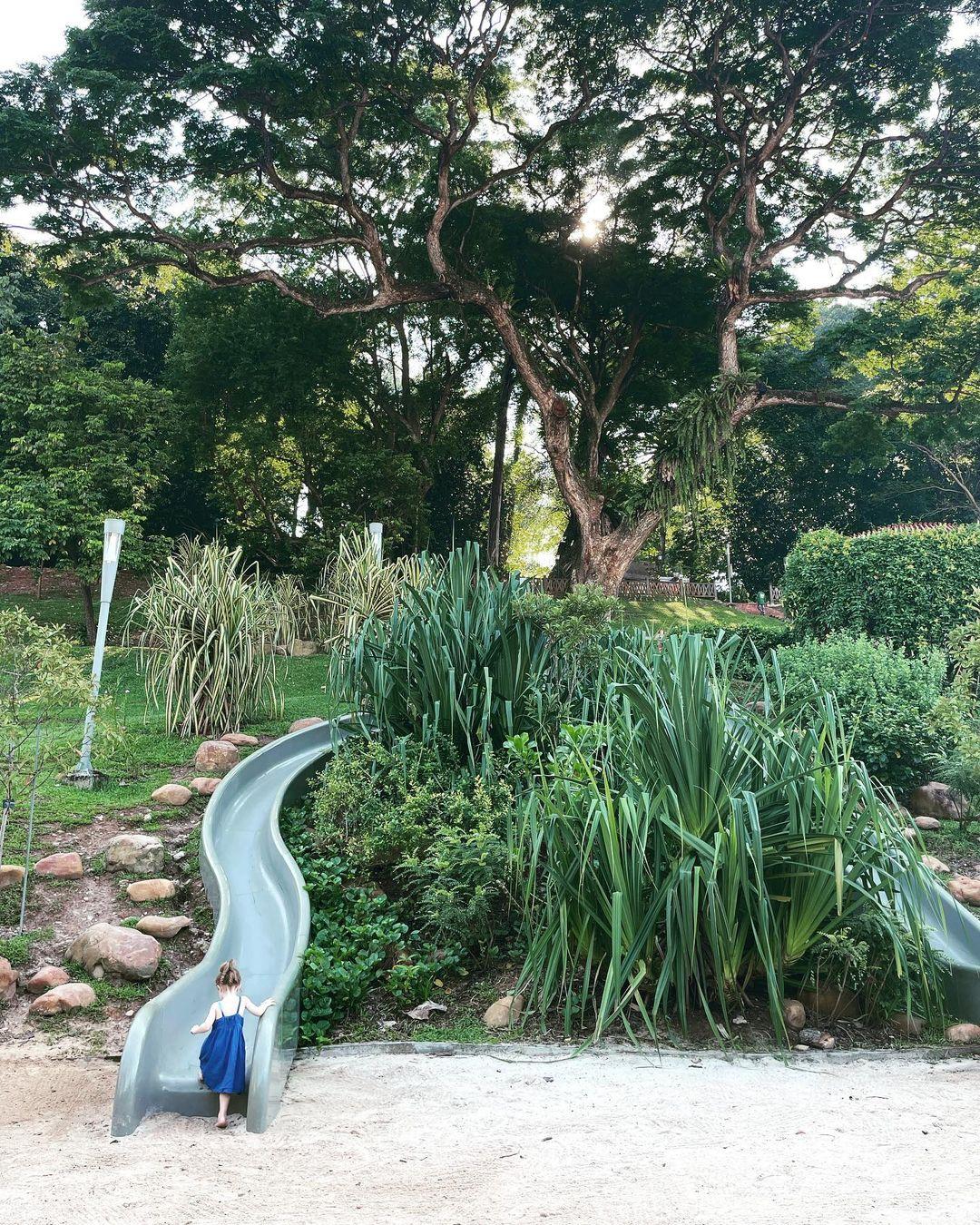 jubilee park slides