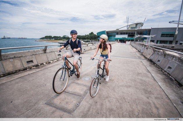 cycling singapore