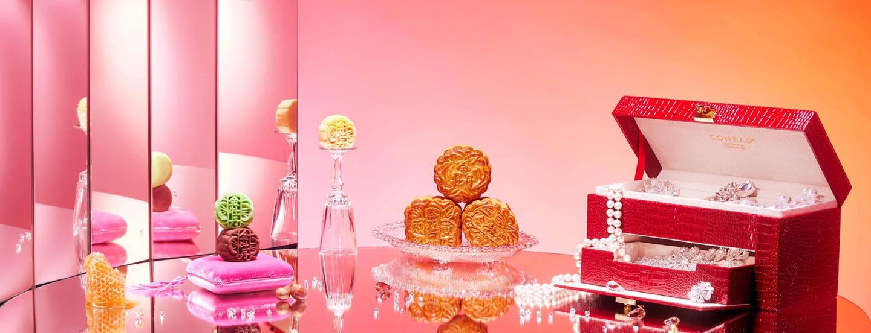 Mooncake Boxes 2021 to Repurpose - Conrad Centennial