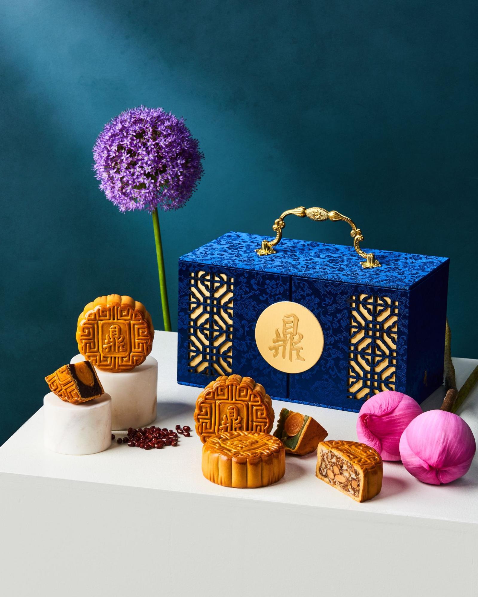 Mooncake Boxes 2021 to Repurpose - Ding Mooncake Baked Mooncakes