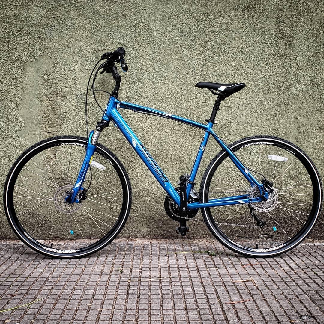 mountain bikes in singapore - Merida Crossway