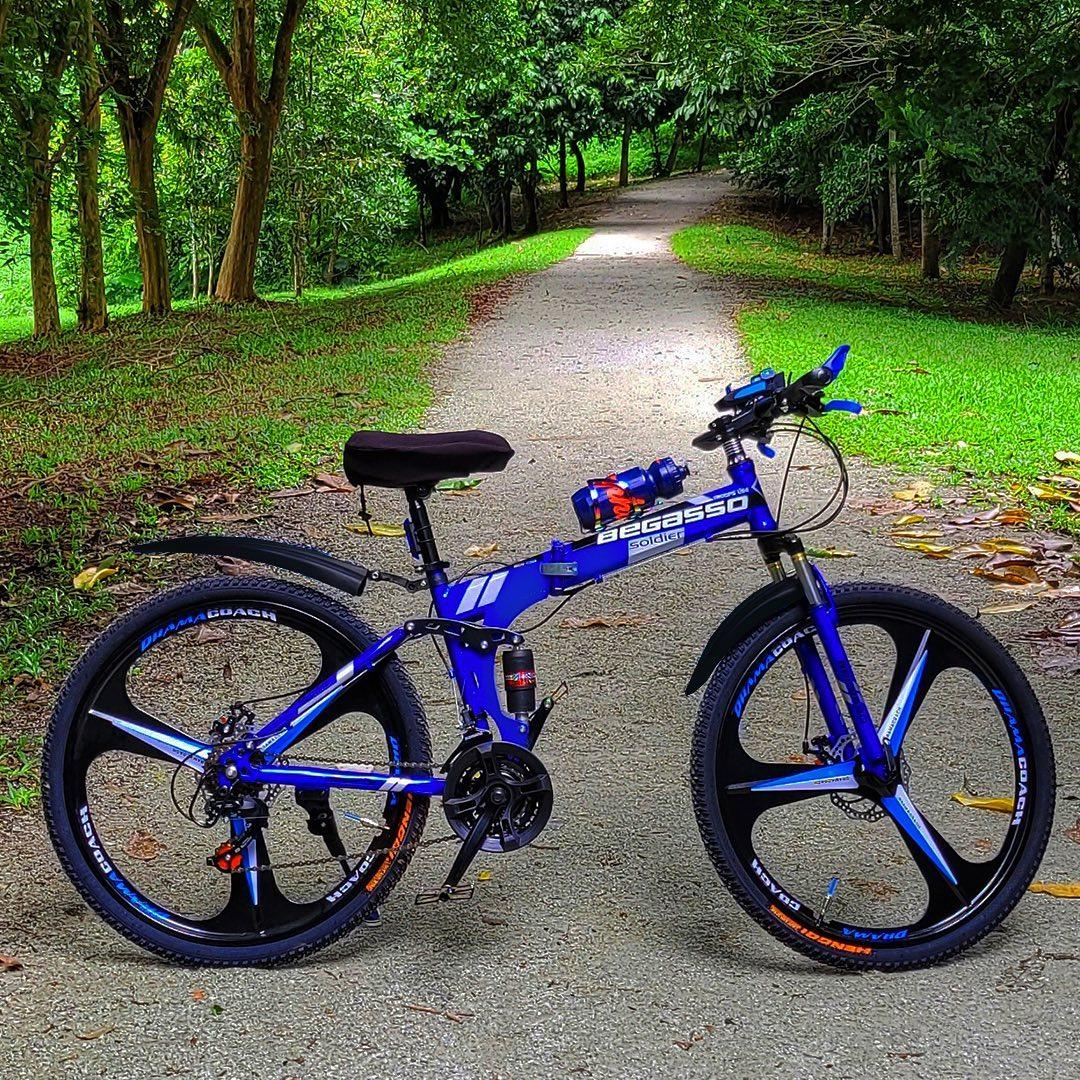 mountain bikes in singapore - begasso